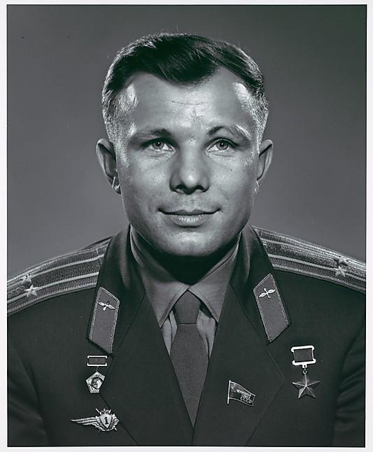 NUTTY FACTS Yuri Gagarin the Soviet Unions first cosmonaut