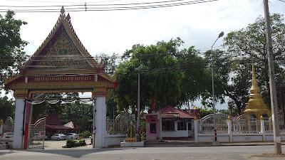 Wat Phra Klong Makham Thao