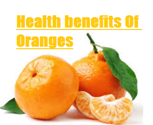 Awesome Health benefits Of Oranges
