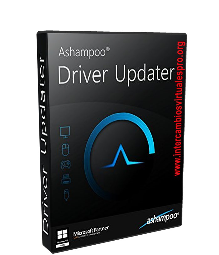 Ashampoo Driver Updater 1.1.0.27413 poster box cover