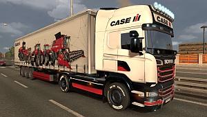 Case IH trailer mod