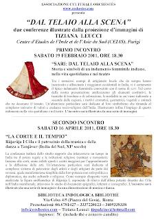 conferenza tiziana leucci roma