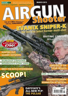 Airgun Shooter Edisi Maret 2015