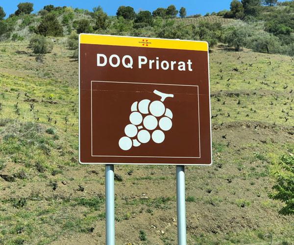 Priorat Cataluña