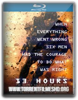 13 Horas: Os Soldados Secretos de Benghazi Torrent