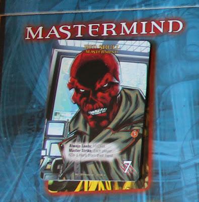Mastermind - Red Skull card