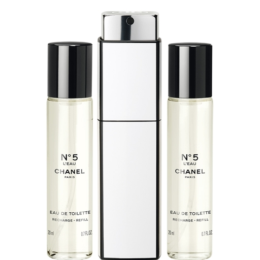 CHANEL N-5 L'EAU Eau de Toilette Purse Spray