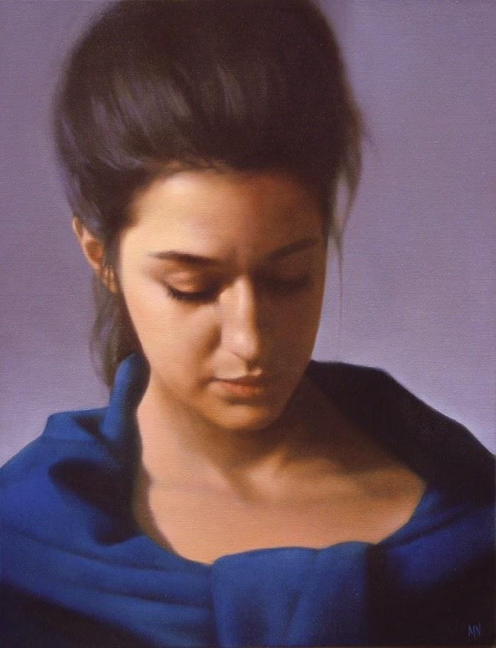 Британский художник. Michael Hlousek-Nagle