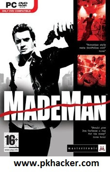 Made Man Highly Compressed PC Game Free Download