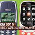 Nokia 3310 (2000) VS Nokia 3310 (2017)