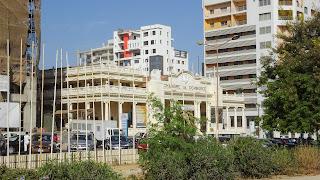 Dakar city center