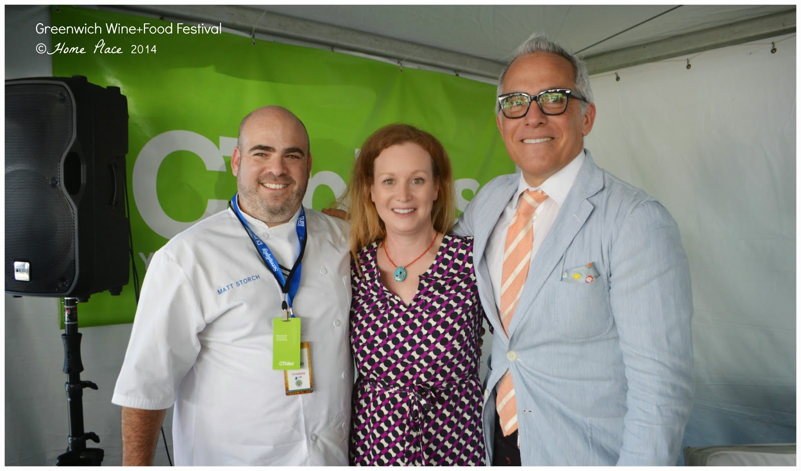 Greenwich Wine + Food Festival - Chef Geoffrey Zakarian