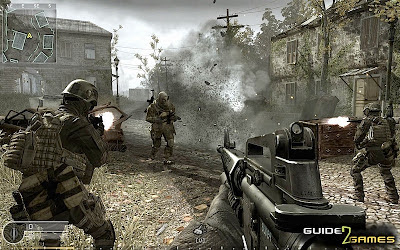 Call of Dutty 4 Modern Warfar