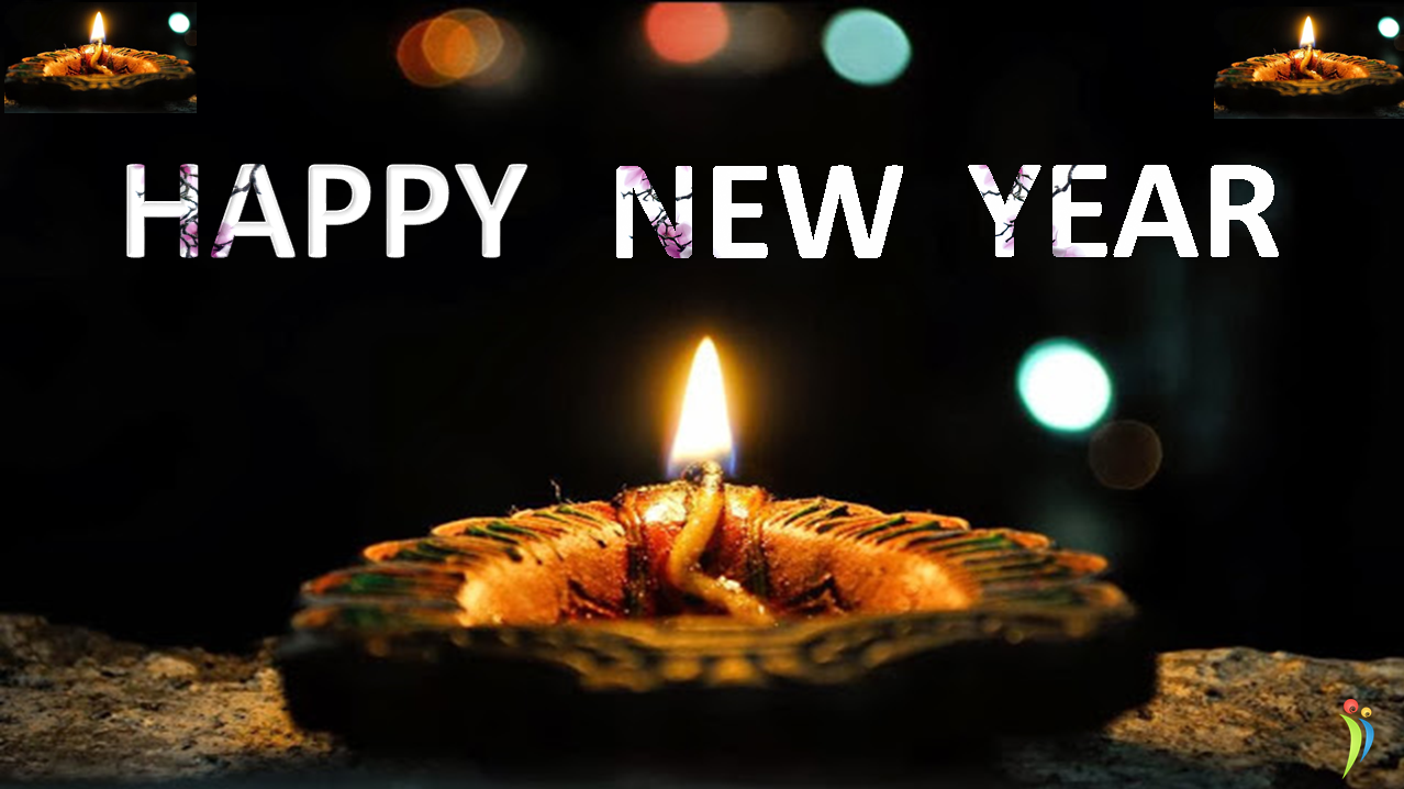 Happy Diwali And New Year Wallpapers: New Year 2015 Wishes Photo