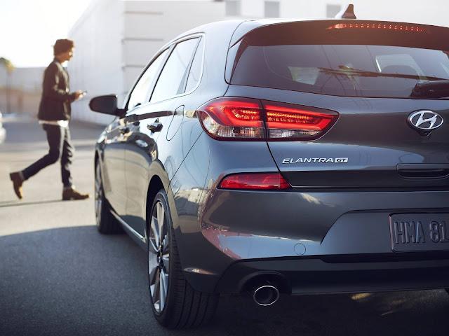 Novo Hyundai i30 2018 - frenagem autônoma de emergência