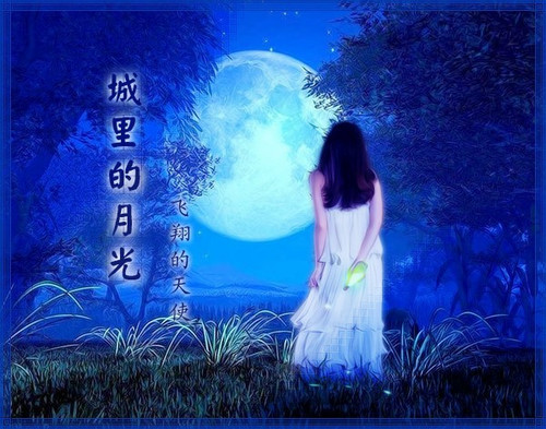 城里的月光 chéng lǐ de yuè guāng - Moonlight In The City