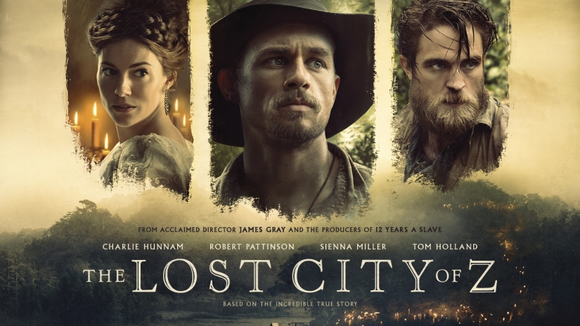 The Lost City Of Z Screenshot