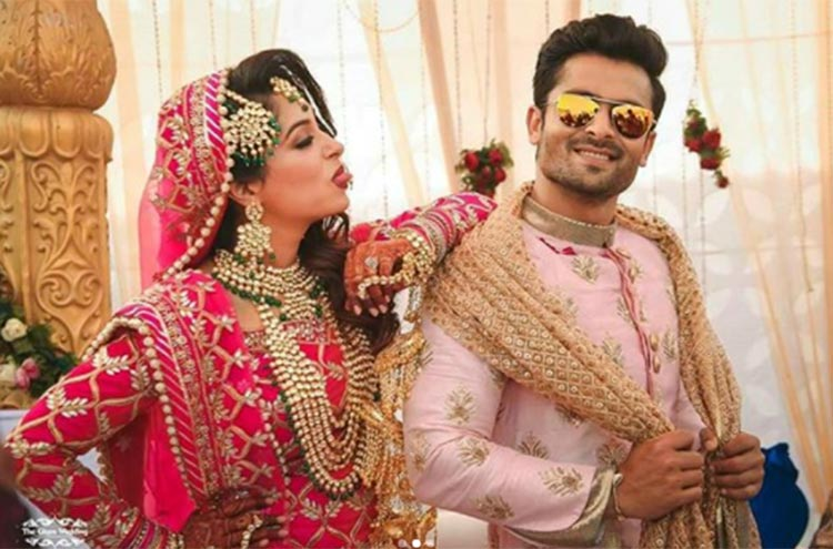 Muslim Girl Wallpaper Free Pictures Of Deepika Kakar And Shoaib Ibrahim Wedding 2018