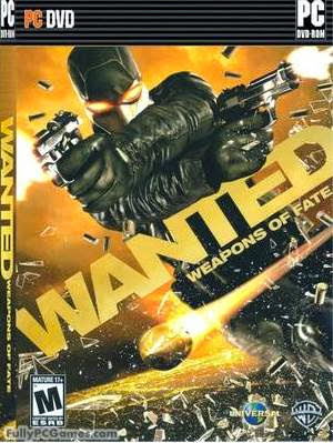 Wanted Weapons Of Fate Game For PC