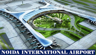 Noida International Airport - World's Fourth and Largest Airport of India