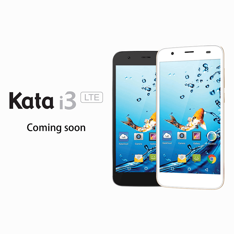 Kata i3L Announced! Another Solid 5 Inch Phone With LTE Capability?