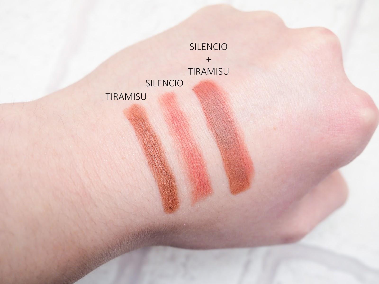 Beauty Tous Les Jours Lip Swatches