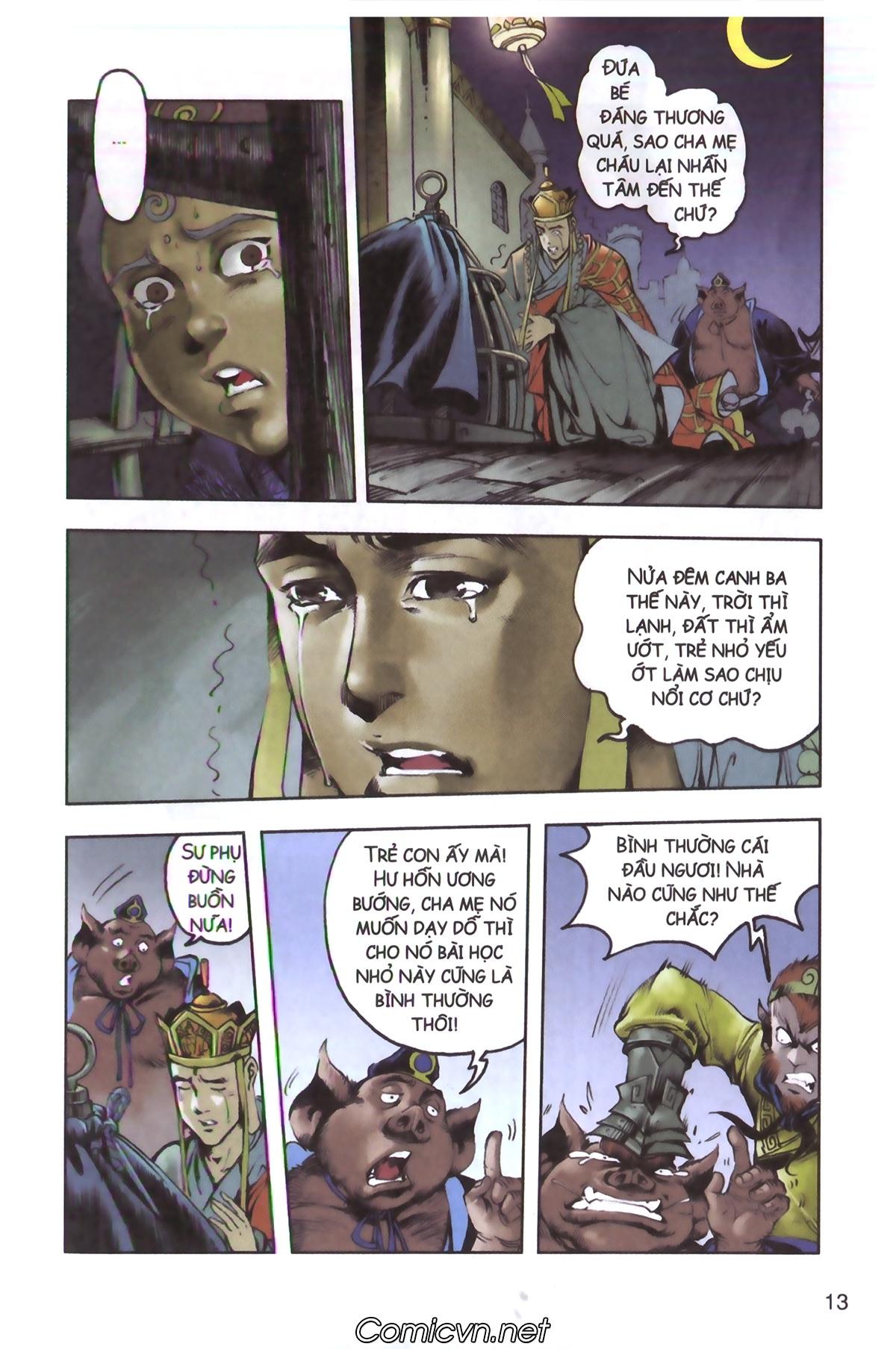 Tây Du Ký màu - Chapter 129 - Pic 11