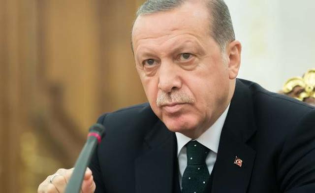 Ο Ερντογάν εναντίον της... τρομοκρατίας της μελιτζάνας