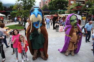 Fiestas y mercado medieval de Arteagabeitia Zuazo