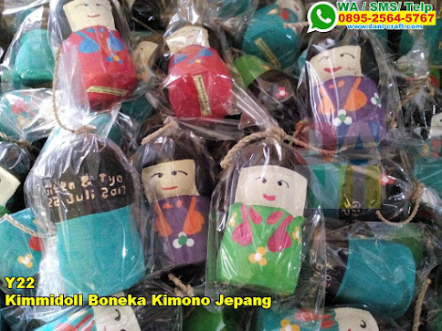 Harga Kimmidoll Boneka Kimono Jepang