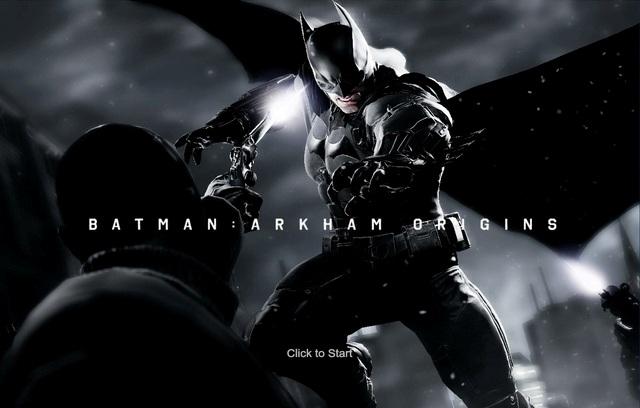 Batman Arkham Origins Free Download PC Game