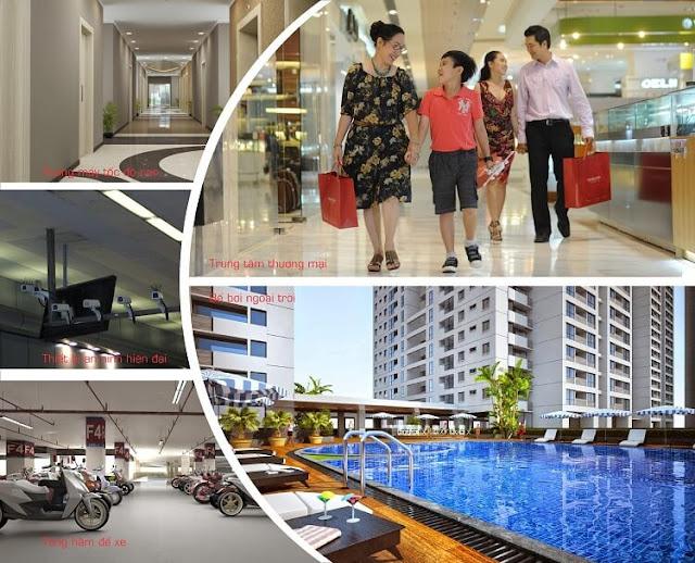 Hệ thống tiện ích cao cấp tại dự án chung cư Mipec Kiến Hưng Hà Đông