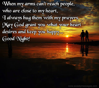 romantic good night image