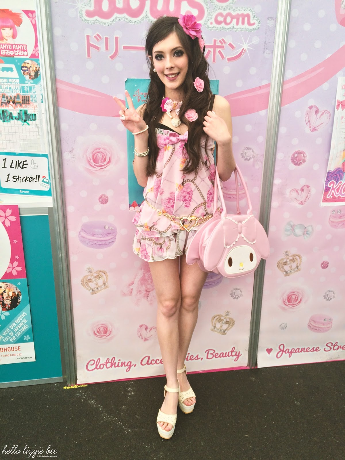 agejo gyaru, ma*rs gyaru, kawaii fashion, shibuya fashion, gaijin gyaru, lizzie bee
