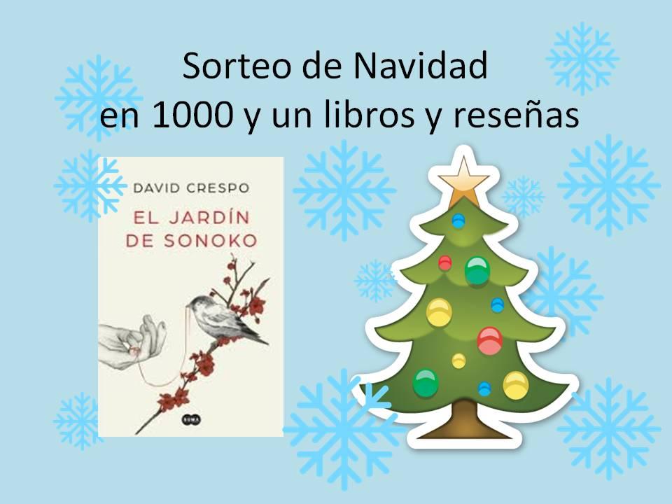 1000 y un libros y rese as 2017 for El jardin de sonoko