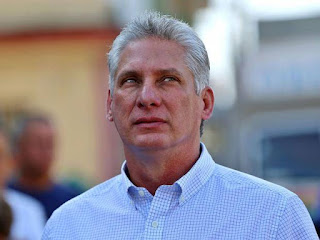 Spotlight: Miguel Diaz-Canel Elected As Cuba's New President