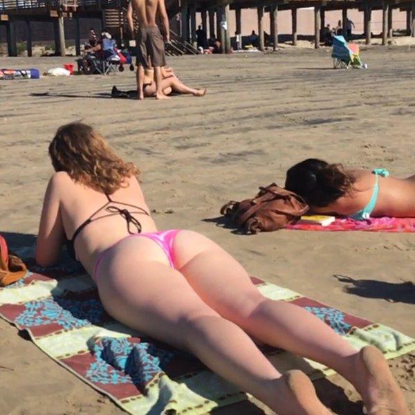 Girls anus examinations