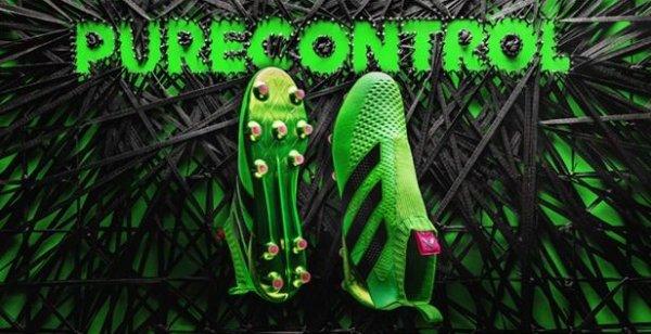 nova chuteira Ace 16+ Purecontrol da adidas