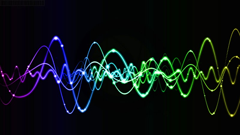 adobe photoshop tutorial abstract electric wave lines shutter