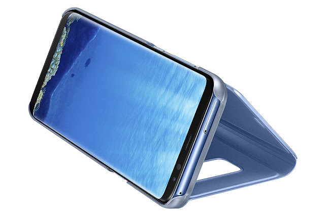 Deal: S-View Flip Cover for Samsung Galaxy S8+ at 40% OFF