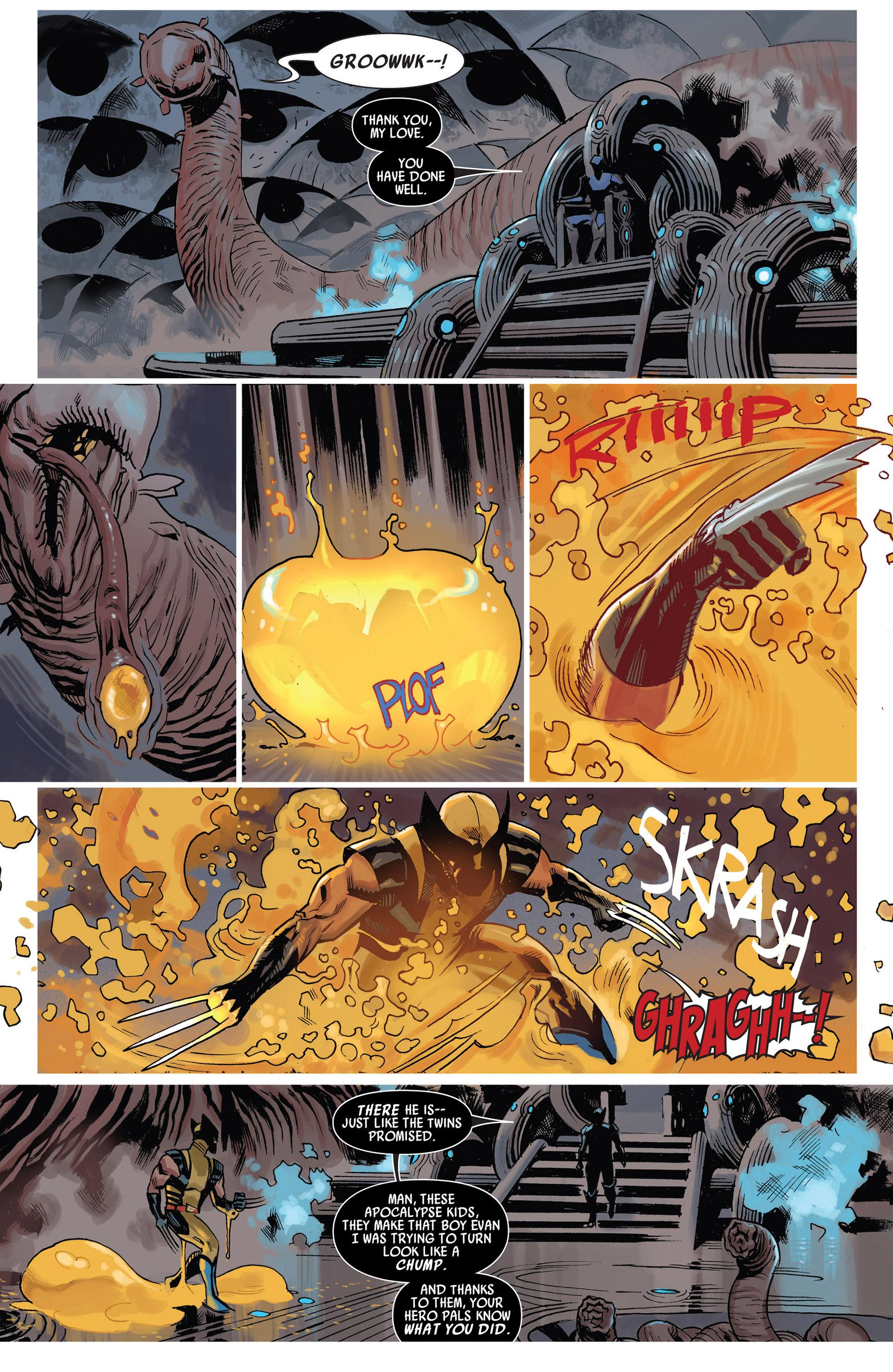 Read online Uncanny Avengers (2012) comic -  Issue #10 - 20
