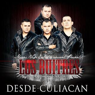 Los Buitres De Culiacan - Desde Sinaloa (2012) (Album / Disco Oficial)