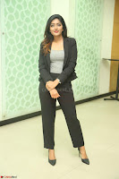 Actress Eesha Looks gorgeous in Blazer and T Shirt at Ami Tumi success meet ~  Exclusive 014.JPG
