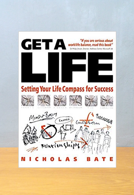 GET A LIFE, Nicholas Bate