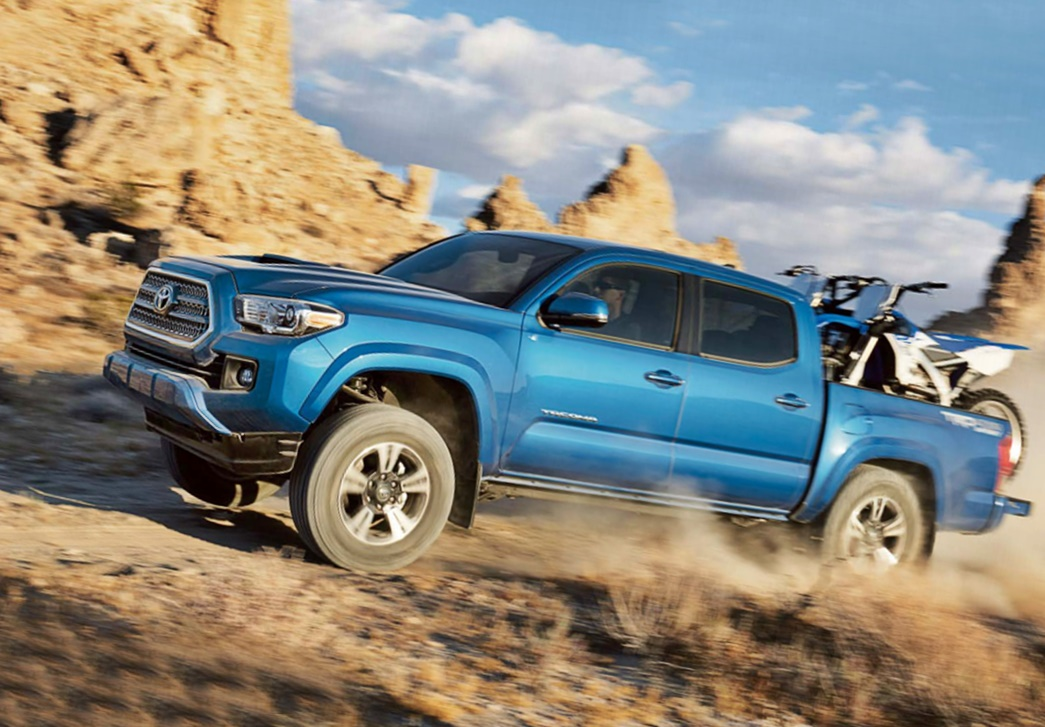 2018 Toyota Tacoma Redesign Release Date And Price Auto