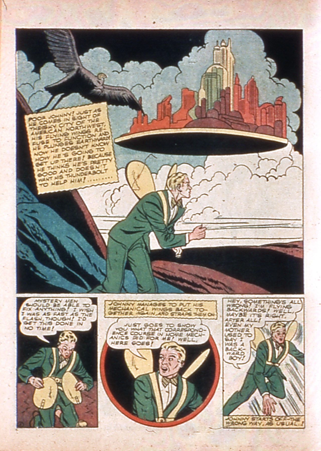 All-Star Comics (1940) issue 10 - Page 57