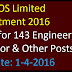 WAPCOS Limited Recruitment 2016 Apply for 143 Engineer, Surveyor & Other Posts