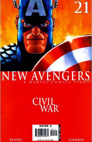 Civil War: New Avengers #21 PDF