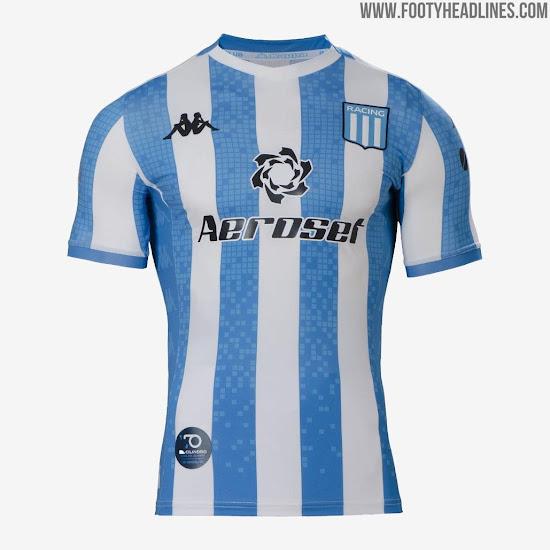 Classy Racing Club 2020 Home, Away, Third & Goalkeeper Kits ...