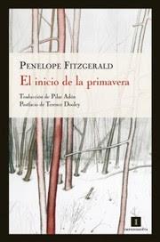 El inicio de la primavera / Penelope Fitzgerald
